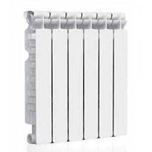 Алюминиевый секционный радиатор Calidor S5 500/100 ( 1 секция )