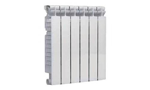 Алюминиевый секционный радиатор Calidor Super 350/100 ( 1 секция ) купить недорого в Москве