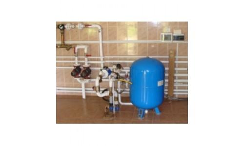 Монтаж системы водоснабжения купить недорого в Москве