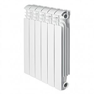 Радиатор отопления биметаллический Global Style Plus 500 ( 1секция ) купить недорого в Москве