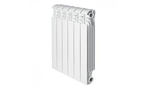 Радиатор алюмиевый Global ISEO 500 ( 1 секция ) купить недорого в Москве