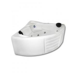Акриловая ванна Амели с гидромассажем