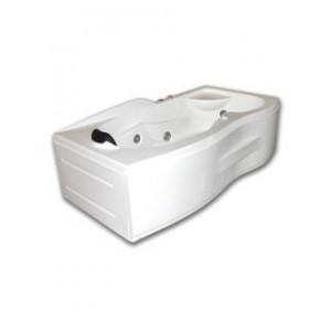 Акриловая ванна Жизель с гидромассажем