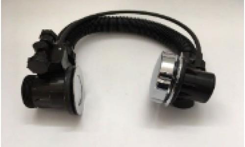 Сифон для высоких поддонов DK-399 купить недорого в Москве
