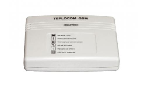 Теплоинформатор Teplocom GSM купить недорого в Москве