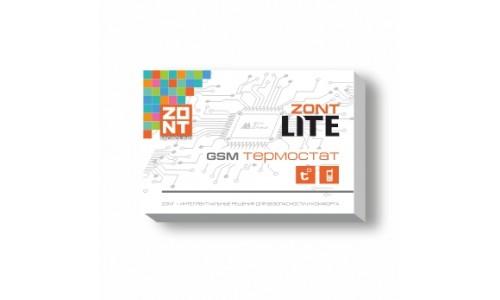 GSM-термостат ZONT LITE купить недорого в Москве