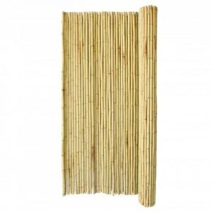 Забор бамбуковый из стволов диаметром 3 см Секция 2000х1500 мм