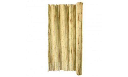 Забор бамбуковый из стволов диаметром 3 см Секция 2000х1500 мм купить недорого в Москве