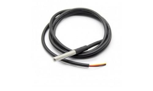 Проводной датчик температуры теплоносителя DS18B20 для ZONT купить недорого в Москве