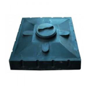 Бак для душа 240 литров (черный) (Aquatech)