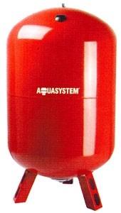 Мембранный вертикальный расширительный бак VRV 150 Aquasystem