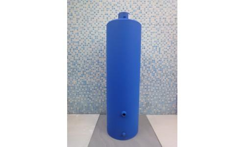 Бак для дровяной колонки КВЛ Ермак стальной (70 л) с отверстием под тэн и залив купить недорого в Москве
