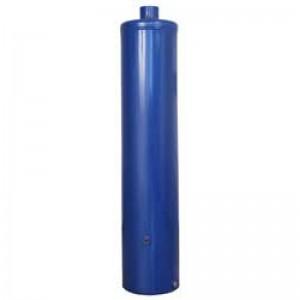 Бак для дровяной колонки КВЛ L-1250  Слободской  из стали (90 л)