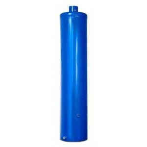 Бак для дровяной колонки КВЛ L-1400 Слободской из стали (90 л)