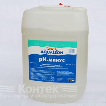 Регуляторы уровня рН (производство Россия)